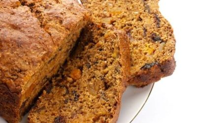Tea Brack Recipe aka Irish Freckle Bread